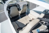 Roomy 4 Place Leather Interior