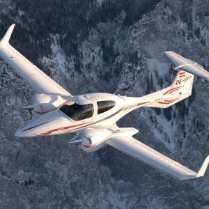 LifeStyle Aviation Diamond DA42
