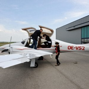 LifeStyle Aviation – Diamond DA62 flying loading