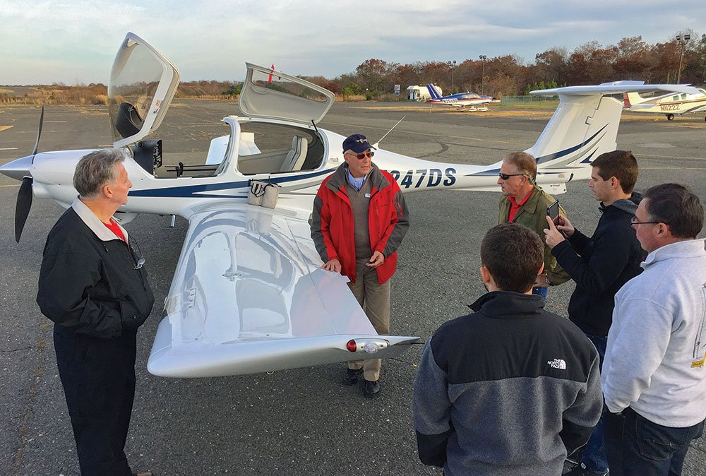 LifeStyle Aviation's DiamondShare program is helping pilots get into modern aircrafts at a fraction of the cost.