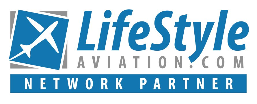 LifeStyle Aviation Network Partner Logo On White-01