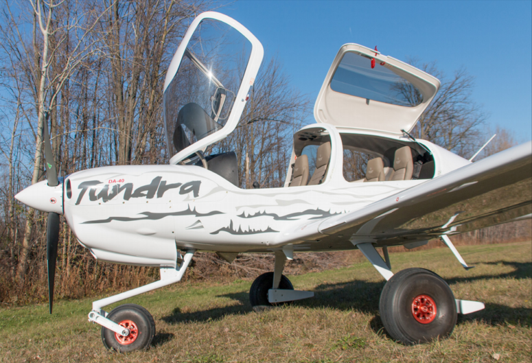 Diamond DA40 Tundra