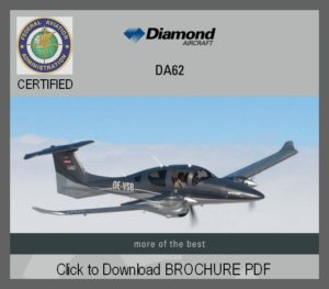 DA62 AIRCRAFT FOR SALE
