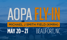 AOPA Fly-In Beaufort NC