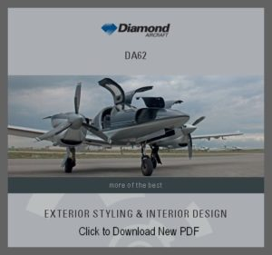 Diamond Aircraft DA62 for Sale
