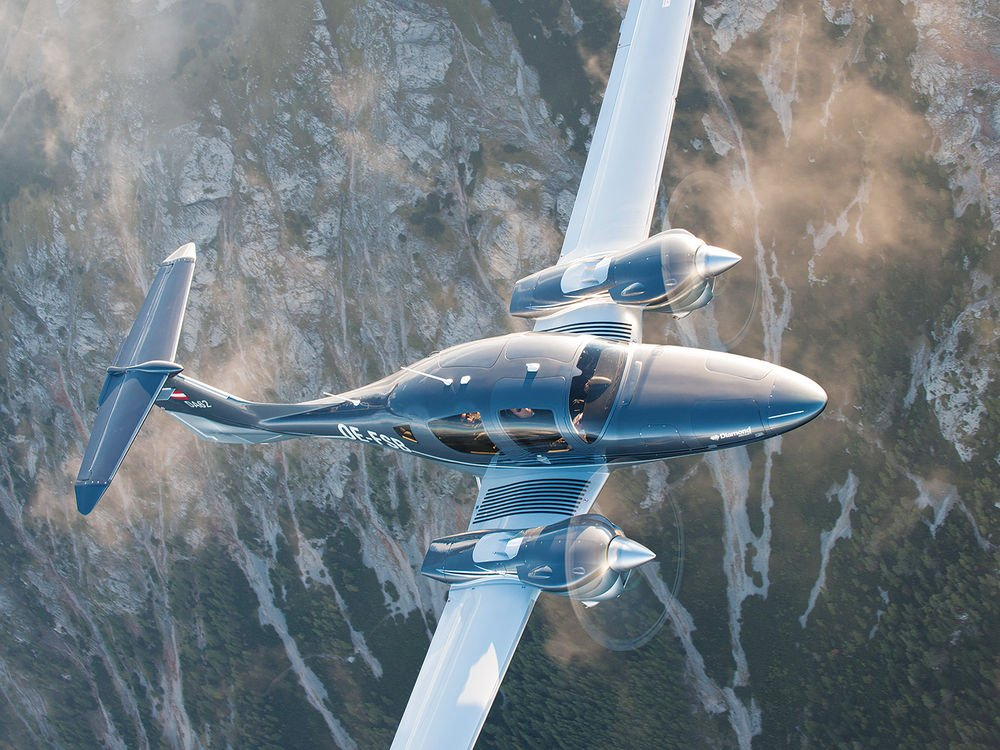 AOPA Article- We Fly- Diamond DA62