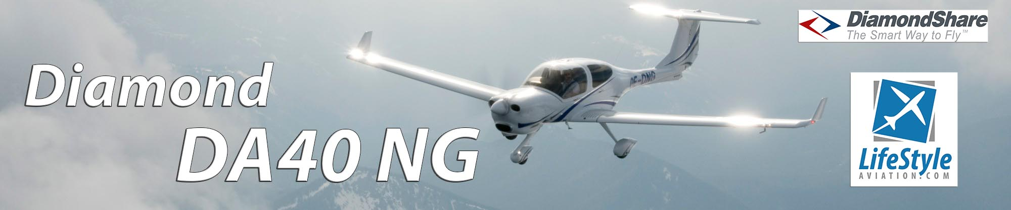 Featured Aircraft: DA40 NG