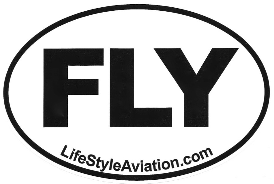 LifeStyle FLY Sticker (1)