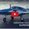 DA62 Flight video